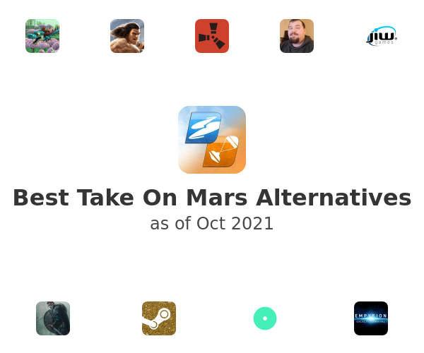 Best Take On Mars Alternatives