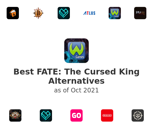 Best FATE: The Cursed King Alternatives