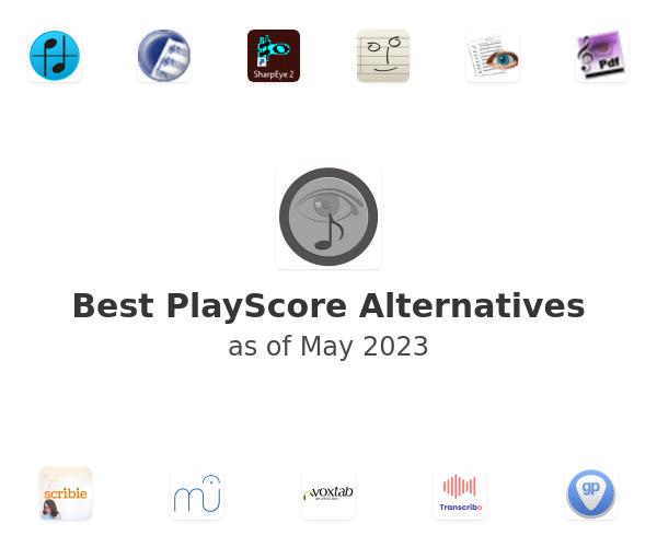 Best PlayScore Alternatives