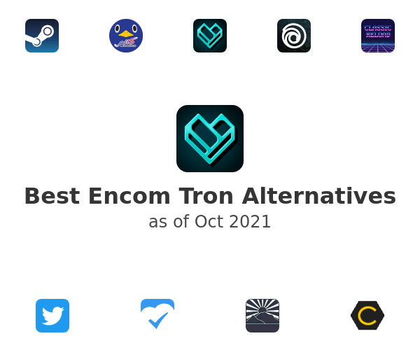 Best Encom Tron Alternatives