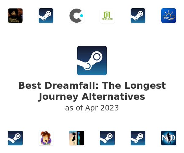 Best Dreamfall: The Longest Journey Alternatives