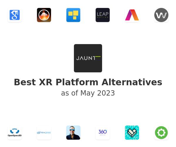 Best XR Platform Alternatives