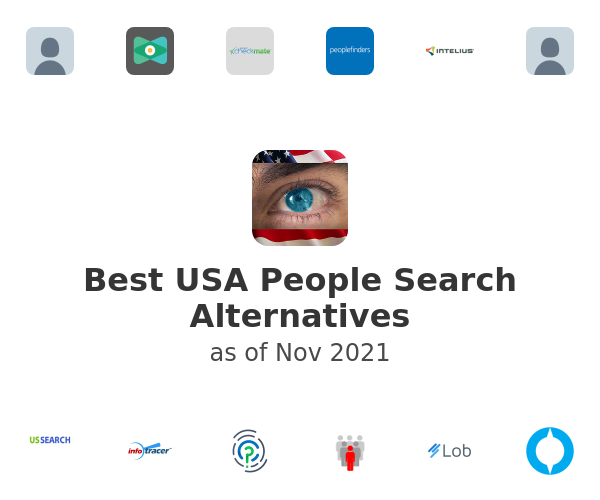 Best USA People Search Alternatives