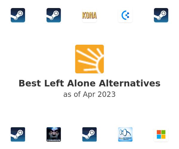 Best Left Alone Alternatives
