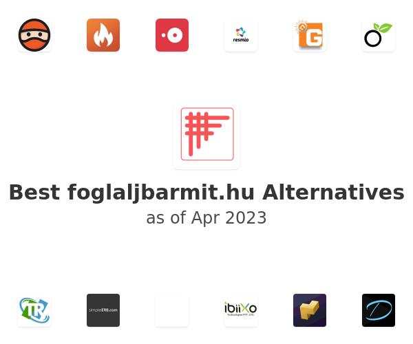 Best foglaljbarmit.hu Alternatives