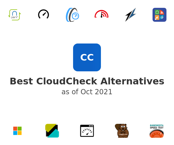 Best CloudCheck Alternatives