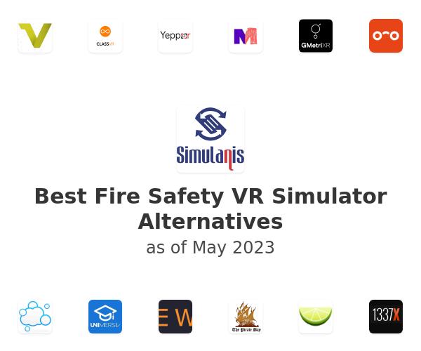 Best Fire Safety VR Simulator Alternatives