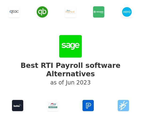 Best RTI Payroll software Alternatives