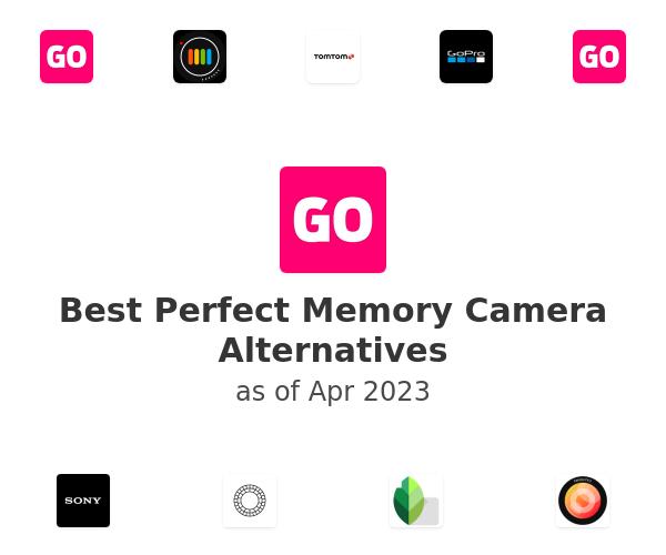 Best Perfect Memory Camera Alternatives