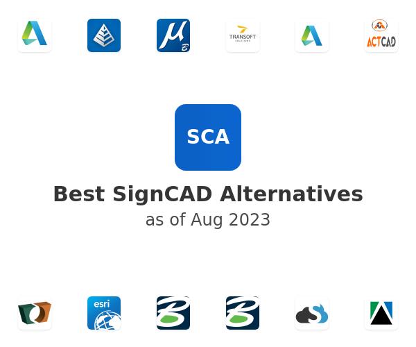 Best SignCAD Alternatives