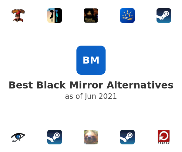 Best Black Mirror Alternatives