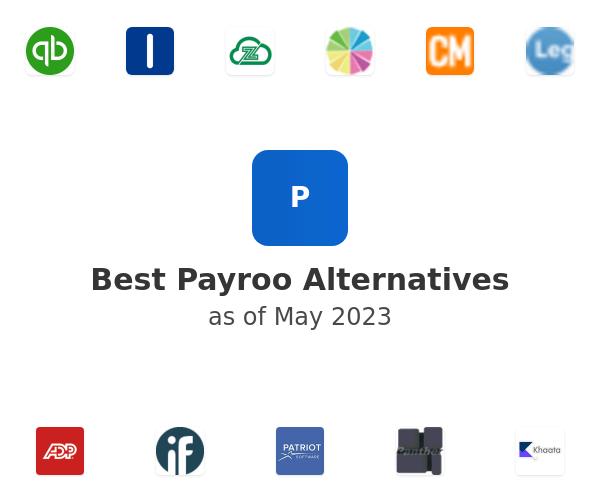 Best Payroo Alternatives