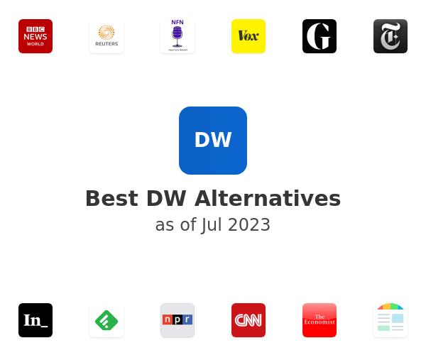 Best DW Alternatives