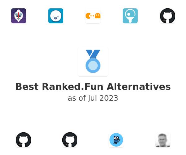 Best Ranked.Fun Alternatives
