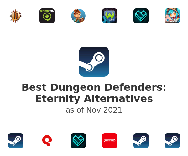 Best Dungeon Defenders: Eternity Alternatives