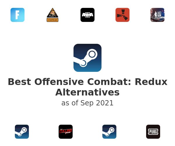 Best Offensive Combat: Redux Alternatives