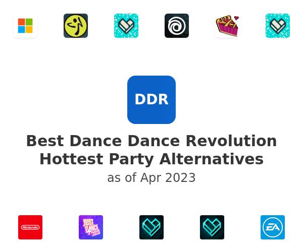 Best Dance Dance Revolution Hottest Party Alternatives