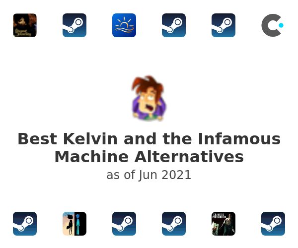 Best Kelvin and the Infamous Machine Alternatives