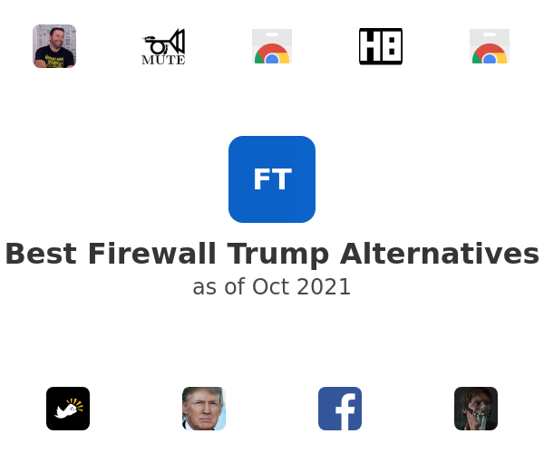 Best Firewall Trump Alternatives