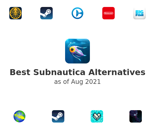Best Subnautica Alternatives
