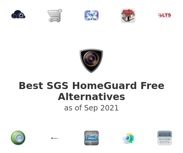 Best SGS HomeGuard Free Alternatives