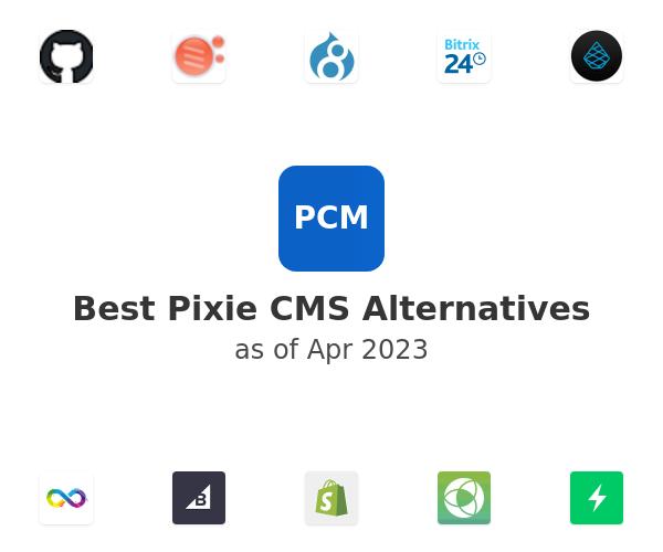 Best Pixie CMS Alternatives