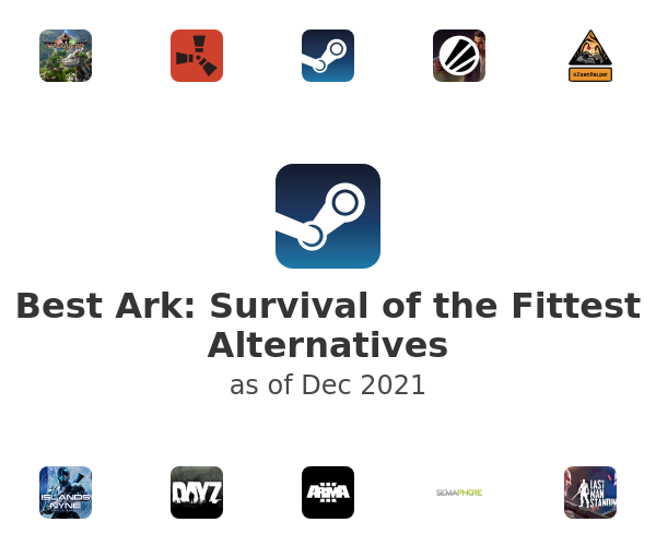 Best Ark: Survival of the Fittest Alternatives