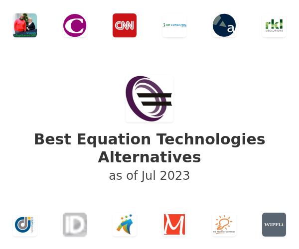 Best Equation Technologies Alternatives