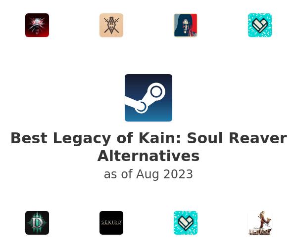 Best Legacy of Kain: Soul Reaver Alternatives