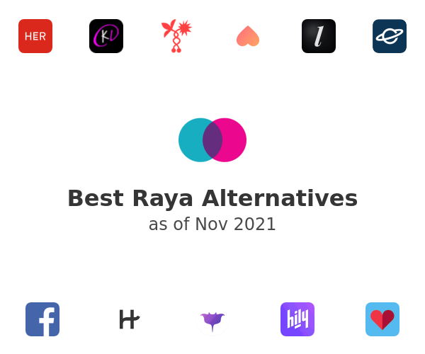 Best Raya Alternatives