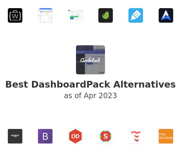 Best DashboardPack Alternatives