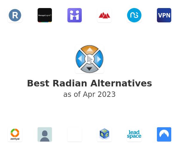 Best Radian Alternatives