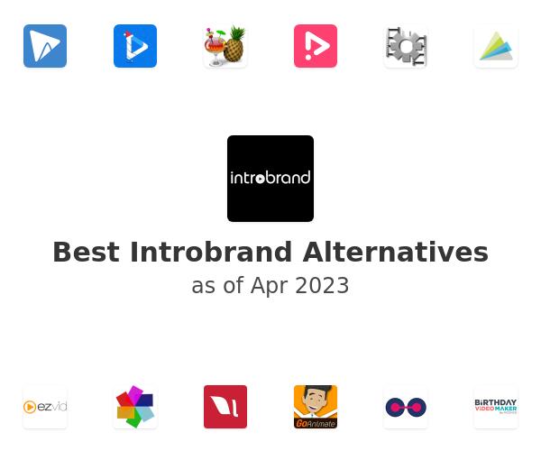 Best Introbrand Alternatives