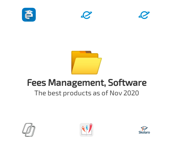Fees Management, Software