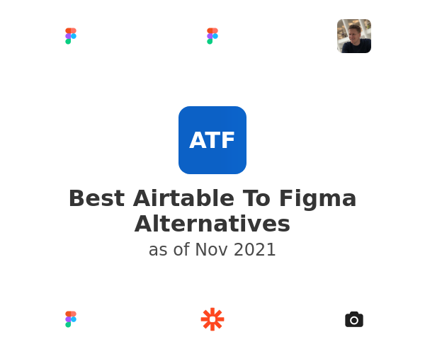 Best Airtable To Figma Alternatives