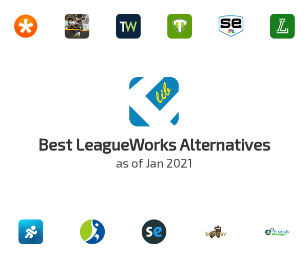 Best LeagueWorks Alternatives