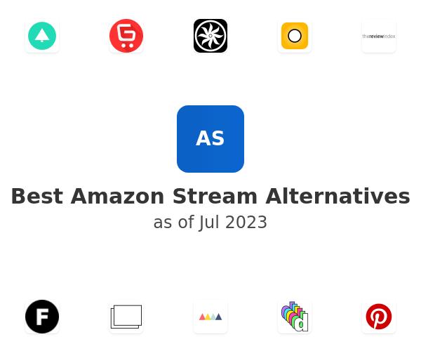 Best Amazon Stream Alternatives