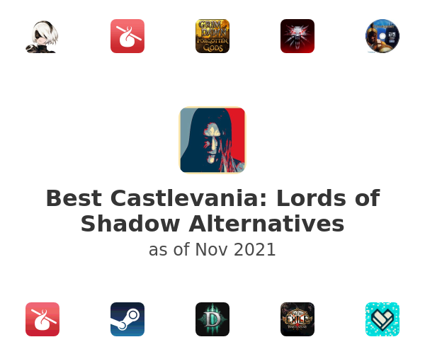 Best Castlevania: Lords of Shadow Alternatives