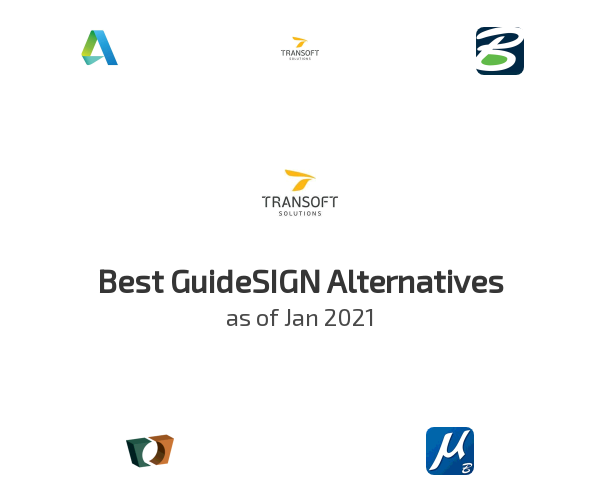Best GuideSIGN Alternatives