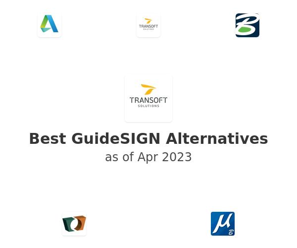 Best GuideSIGN Alternatives