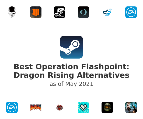 Best Operation Flashpoint: Dragon Rising Alternatives