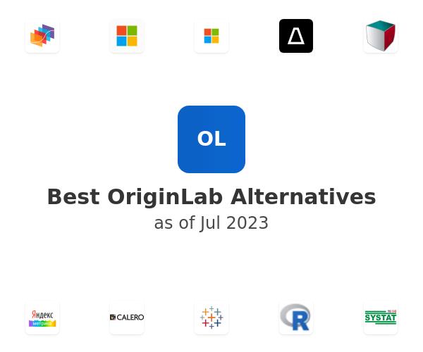 Best OriginLab Alternatives