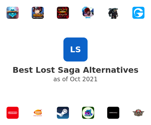 Best Lost Saga Alternatives