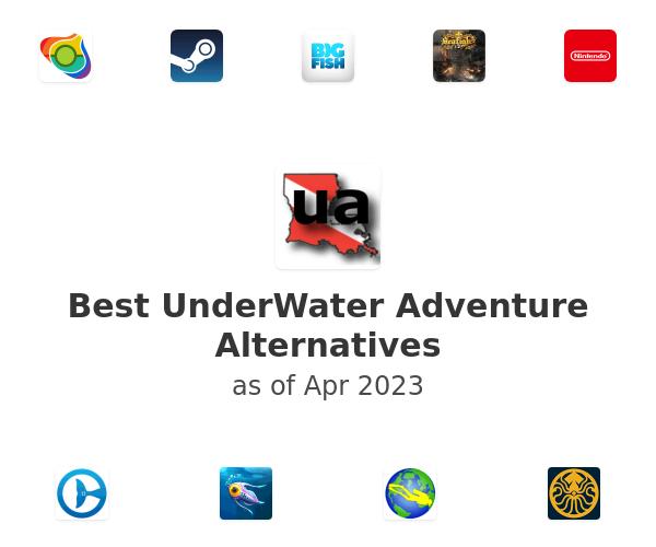 Best UnderWater Adventure Alternatives