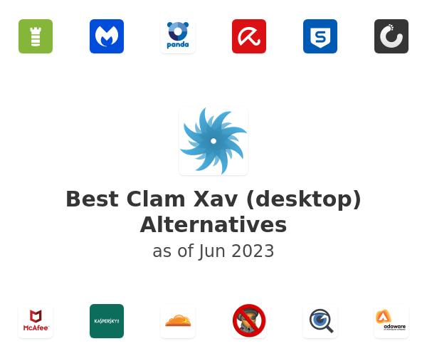 Best Clam Xav (desktop) Alternatives