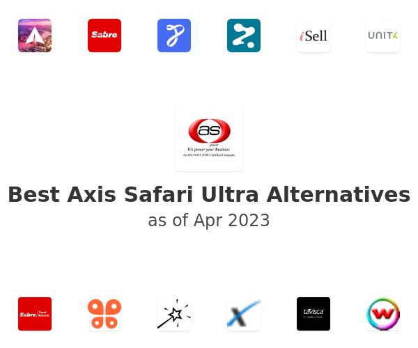 Best Axis Safari Ultra Alternatives