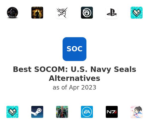 Best SOCOM: U.S. Navy Seals Alternatives