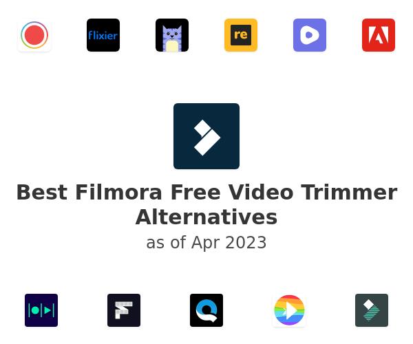 Best Filmora Free Video Trimmer Alternatives