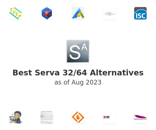 Best Serva 32/64 Alternatives