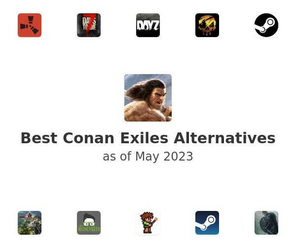 Best Conan Exiles Alternatives